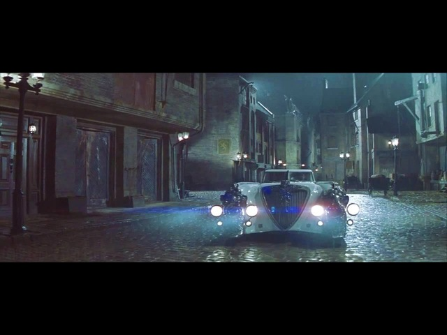 Nemo's dope car