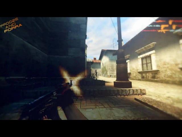 CS:S   Mixclip 2 by foRRa