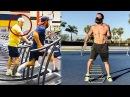 НОГИ - ПУЛИ! Удивительно СКОРОСТНЫЕ НОГИ - Luis Badillo Jr. - Фитнес мотивация