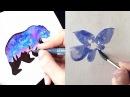 Рисование акварелью уроки и идеи для рисования