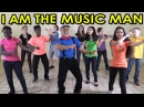 I am the Music Man - Action Songs for Children - Brain Breaks - Kids Songs by The Learning Station