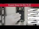 How to disassemble 📱 Huawei Honor 6A (DLI-TL20) Take apart Tutorial