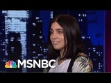 Pussy Riot's Warning About President Donald Trump For The U.S. Resistance The Last Word MSNBC