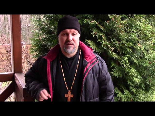 2015 11 23 Архиепископ Сергей Журавлев Об экуменизме истинном и подложном