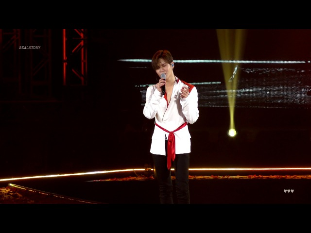 171126 TAEMIN 1st SOLO CONCERT OFF-SICK on track in JAPAN - 최면(Hypnosis)