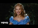 Lily James A Dream is a Wish Your Heart Makes from Disney's Cinderella""
