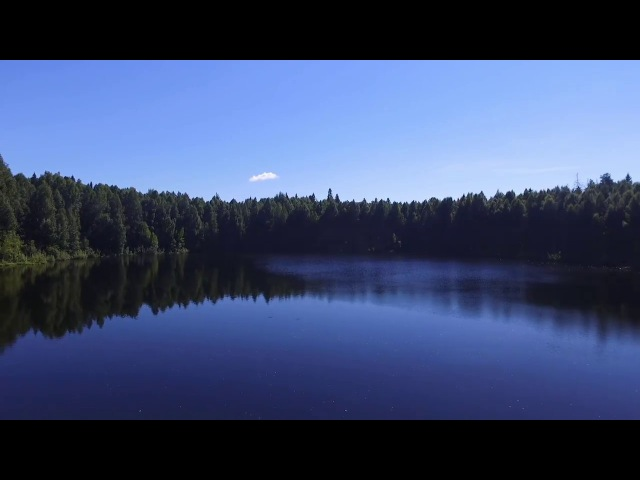 Озеро Шайтан Кировской области