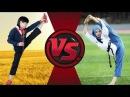 Lin Qiu Nan VS Kubra Dagli Taekwondo talents