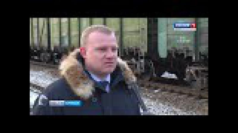 В Брянске задержаны железнодорожные грабители