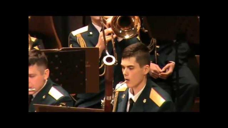Военный оркестр Московского гарнизона Летящей походкой