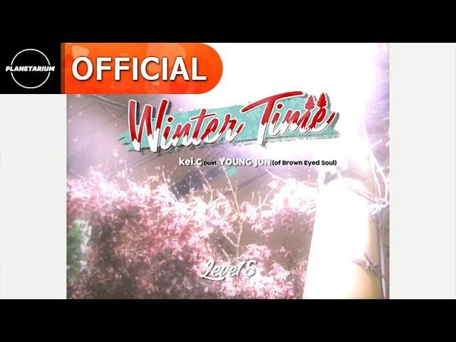 케이지(Kei.G) - Winter Time (Duet 영준 of Brown Eyed Soul) TEASER