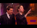 Tom Cruise Teaches Audience Members How to Do Stunts The Graham Norton Show YouTube