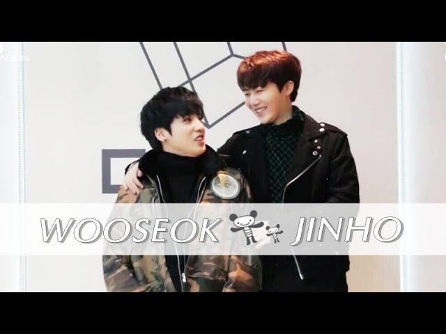 (OPV) WOOSEOK • JINHO | I Like U Too Much WooHo
