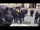 Более десяти человек задержали после протестов у Верховного суда Каталонии