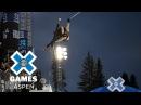 Women's Ski SuperPipe FULL BROADCAST X Games Aspen 2018