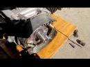 Центробежное автоматическое сцепление для минитрактора