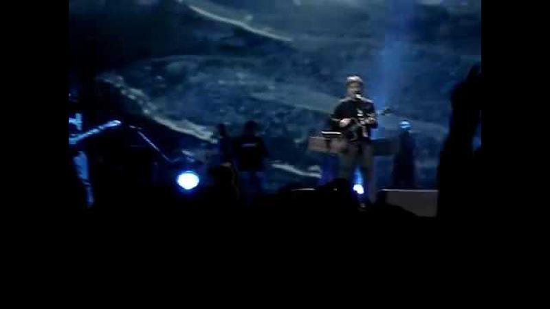ДДТ - Песня о свободе (СКК, Петербург 16.11.2011)