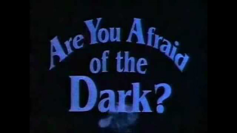 Are You Afraid Of The Dark Theme