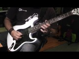 George Lynch B. track-Charvel Jake E.Lee test by Panos A Arvanitis