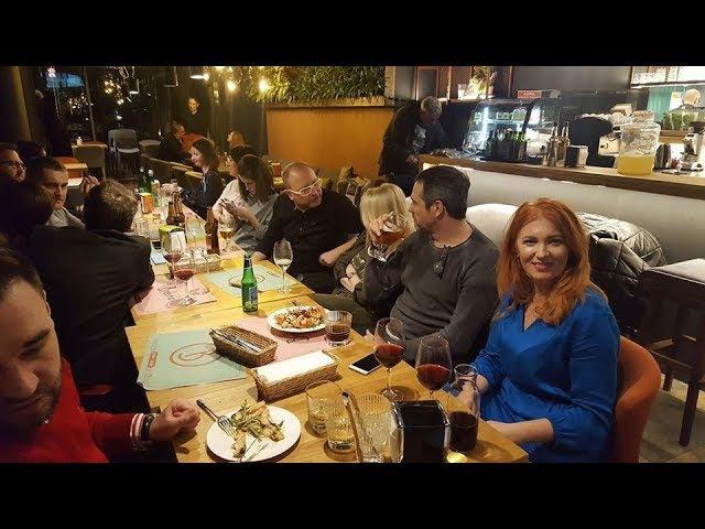 Pawel Delag w Bresno facebook live 2 part projekt Kultura 200 m Od Morza