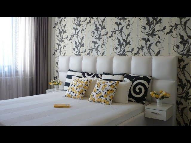 Дизайн спальни площадью 12 кв. метров