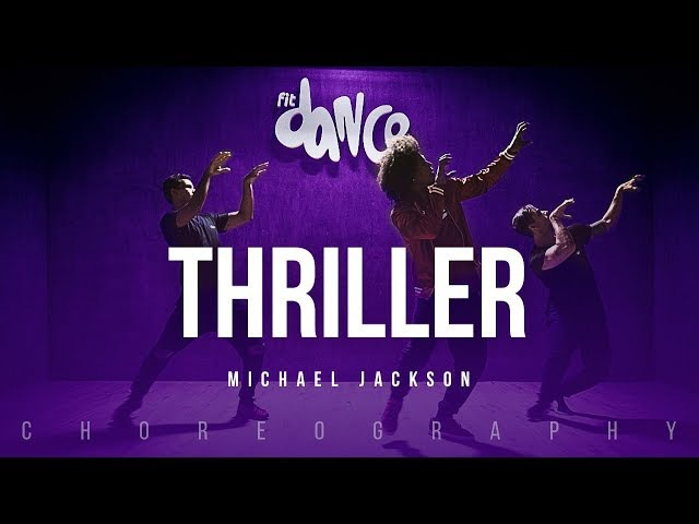 Thriller - Michael Jackson | FitDance Life (Choreography) Dance Video