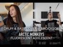 Arctic Monkeys - Fluorescent Adolescent   Quentin Brodier ft. Rockloe (Drum & Bass Cover)