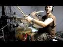 METALLICA Leper Messiah drum cover