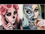ТОП макияж для хеллоуин. Пятница 13... часть 2