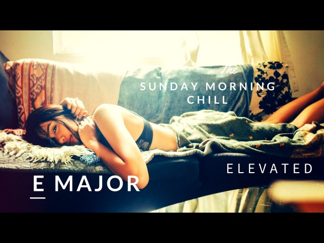 Sunday Morning Chill | Soothing Guitar Backing Track in E Major