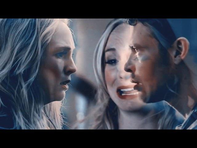 Клаус и Кэролайн|||Любовь никогда не умрёт