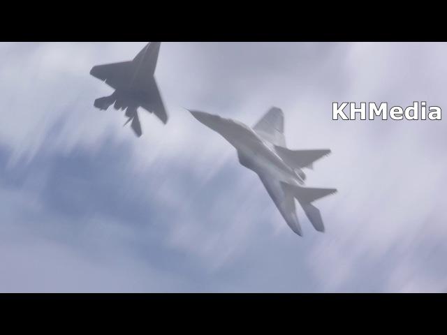 МиГ-35 МАКС 2017 MiG-35 MAKS 2017