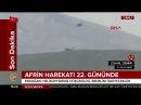 Afrin'de düşürülen keşif helikopterinde iki subayımız şehit oldu