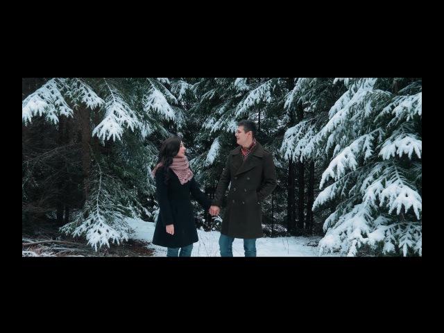 Andreea si Andrei E iarași Crăciun Official Video 4K