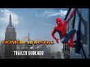 Homem Aranha De Volta ao Lar Trailer 2 Dublado 6 de julho nos cinemas