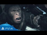 Planet of the Apes Last Frontier  Launch Announcement Trailer  PS4