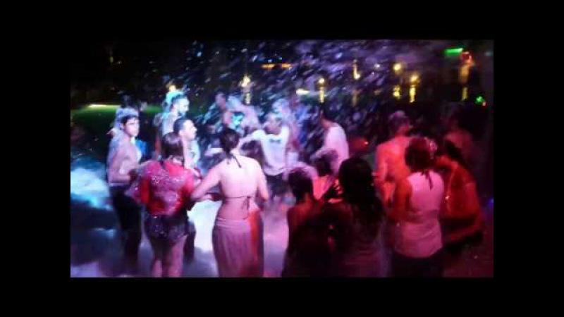 Hotel LTI Mahdia Beach foam party