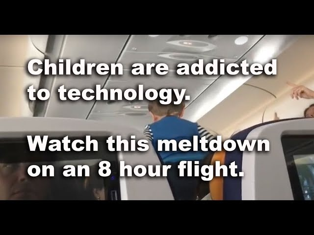 Child Screams for 8 hour because he's addicted to technology shot by Film Maker Shane Townley