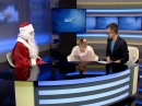 Краснодарский Дед Мороз один мальчик попросил вагон леса