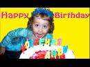 Happy Birthday Lady Diana Kids TV Johny Johny Yes Papa Song Nursery Rhymes Song Видео для детей
