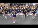 京都橘高校吹奏楽部(4K)ガラシャ祭りパレードFull Kyoto Tachibana SHS Band