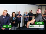 A NEW WORLD RECORD! James Wade hits the most inner and outer bullseyes