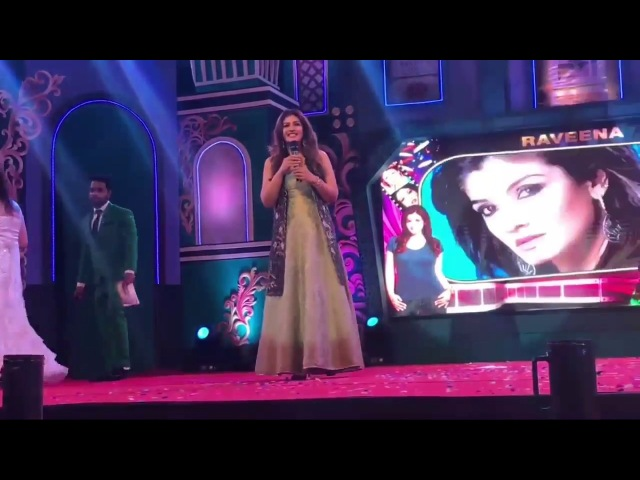 Raveena Tandon Dancing in Ankhiyon se goli mare|| 8th Odia Filmfare award || Latest Odisha tube