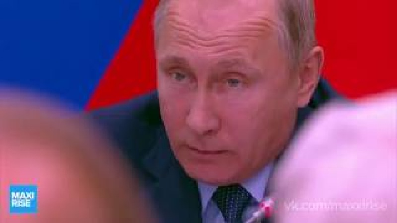 Путин и Греф о Блокчейне и будущем криптовалют