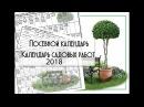 Лунный посевной календарь 2018 Обзор и ссылка на скачивание
