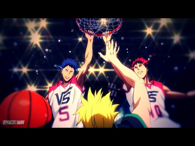 Kuroko no Basket Last Game「AMV」 Best of me