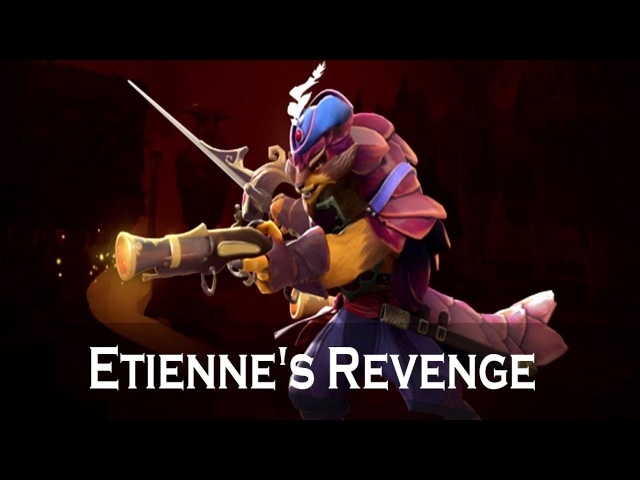 Имморталка на Пангольера Etienne's Revenge Emblems of the Dueling Fates