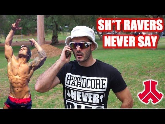 Sh*t Ravers Never Say | Surpise comrades