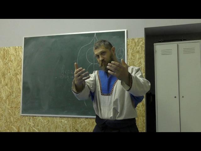 Сезон 3 Серия 3 - Русская Борьба - Путь к Спасу - размышления \ прикладное исследование