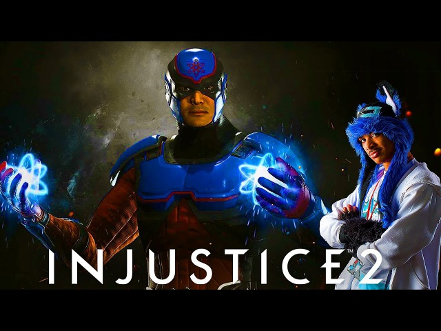 INJUSTICE 2: SONICFOX PLAYS AS ATOM vs SEMIIJ ( ATOM MIRROR )